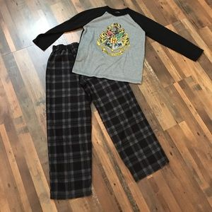 Boys Harry Potter Pajama Set